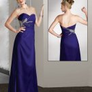 Elegant Sweetheart Neckline Autumn Dress