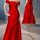 Fabulous Off-shoulder Floor Length evening  dress