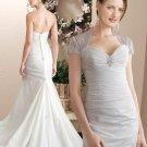 Gorgeous Sweetheart Neckline Bridal Gown