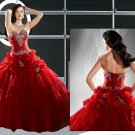 Elegance and beauty   Prom dress