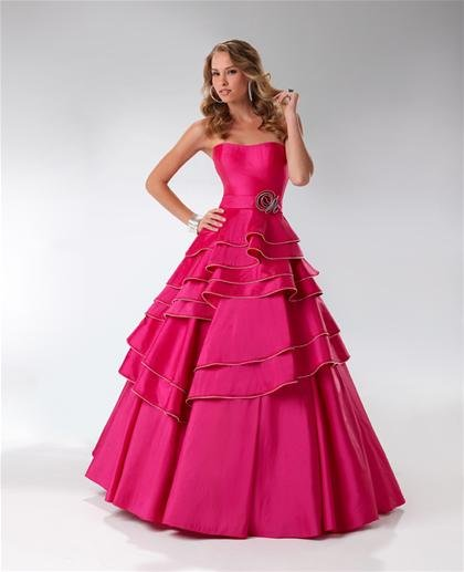 2011 Flirt Homecoming  Prom Dress