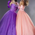 Free Super Saver Shipping on Tiffany Prom Dresses