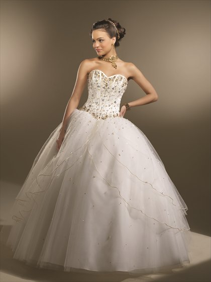 Free  shipping  Sweatheart  Lace  Beaded  Ball  gown  prom  dress