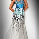 2011 Hotselling Colorful Beaded Sweatheart Evening dress