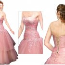 Tremendous strapless ball gown  Prom dress