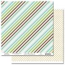 Charlotte Beacon Hill Diagonal Stripe