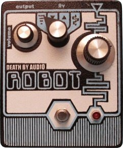 Death By Audio Robot Pedal