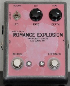 Dwarfcraft Devices Mikes Salty Romance Explosion