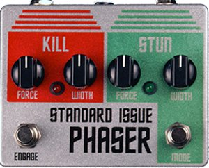 Tortuga Effects Standard Issue Phaser