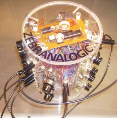 Zebranalogic Circular Oscillator VII