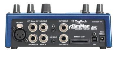 DigiTech JamMan 2 JML2 Stereo Looper and Sampler Pedal FREE USA SHIPPING