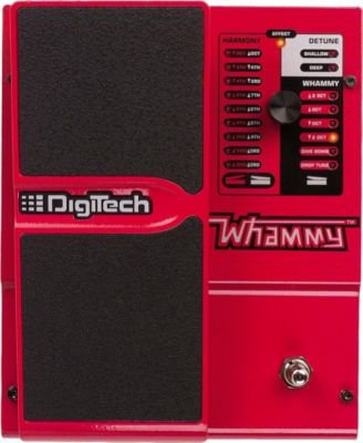 Digitech Whammy Pitch Shifter Pedal Reissue with MIDI FREE USA SHIPPING