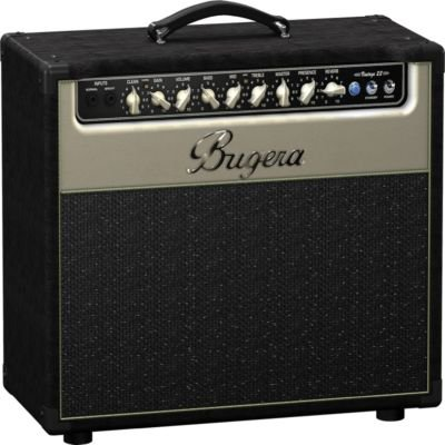 Bugera V22 22-Watt Vintage 2-Channel Valve Combo with Reverb FREE USA SHIPPING!