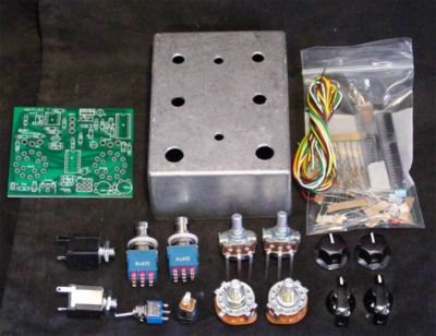 4ms Pedals Nocto Loco Octave Fuzz Pedal KIT