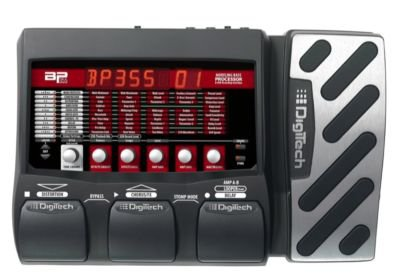 DigiTech BP355 Bass Multi Effects Processor FREE USA SHIPPING!