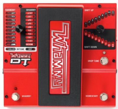 Digitech Whammy DT Drop Tune Pitch Shifter Pedal FREE USA SHIPPING!