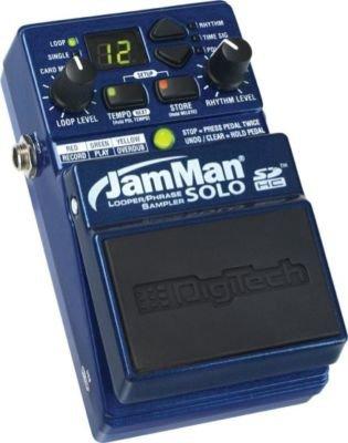 DigiTech JamMan Solo Looper and Sampler Pedal