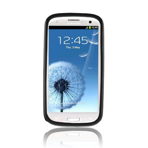 Naztech 12087 Vertex 3-Layer Cover/Protective Skin for Cell Phone Samsung Galaxy SIII