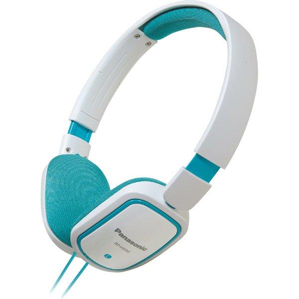 Panasonic RPHX40A Blue Headphones