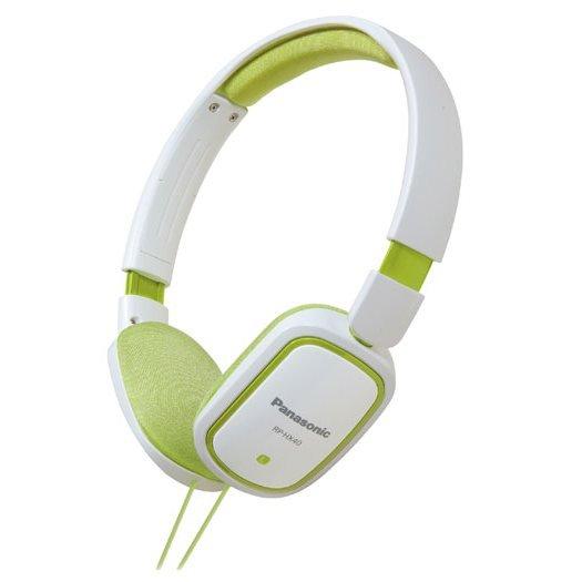 Panasonic RPHX40G Green Headphones