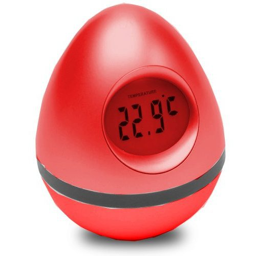 Shift3 5-in-1 Color Changing LCD Egg Clock