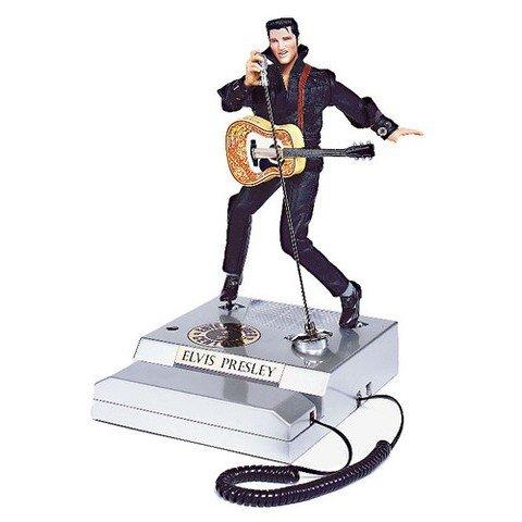 Elvis Presley Jail House Rock Dancing Telephone