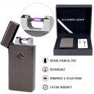 Saberlight Revolutionary Flameless Plasma Beam Cigarette Lighter Rechargeable