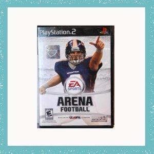 Arena Football PlayStation 2 Game PS2