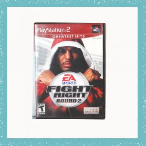 Fight Night 2 PlayStation 2 Game  PS2