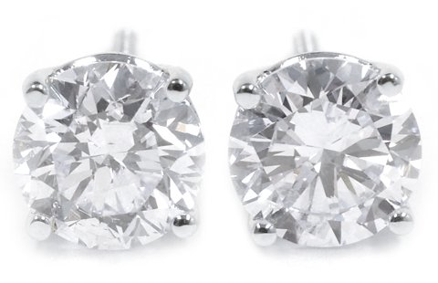 0.20 ct Diamond Earrings