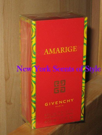 Givenchy Amarige 1.6 oz - Eau de Toilette - (Retail $55)