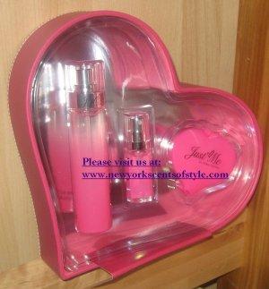 Just Me by Paris Hilton (3 piece gift set) - for Ladies