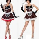 Seven Piece Maid To Love Costume