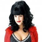 Uptown Girl 60's Style Wig Black