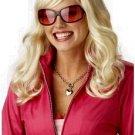 Platinum Blonde Super Star Wig