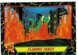 #107 Flaming Fangs