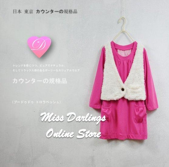 MJ07223 mysty woman waistcoat