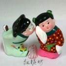 Hand Painted Clay Doll cl86430