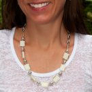 Lime and Silver Essence Necklace was $29.95