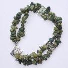 Double-Strand Green Stone Bracelet was $24.95
