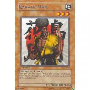 Karate Man MRL-083 Rare 1st Edition Yu-Gi-Oh Card