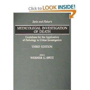 Medicolegal Investigation of Death Third Edition