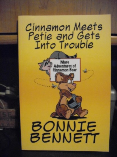 Cinnamon Meets Petie and Gets into Trouble.