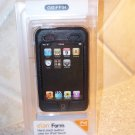Griffin elan Form Hard-shell Leather case for iPod touch