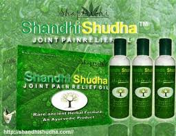 SANDHI SUDHA OIL Joint Pain Relief Pack of 3 Bottles