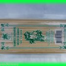 "BAMBOO SKEWERS (8"") 100 PIECES - USA SELLER"