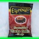 ESPREZZO CENTER-FILLED MOCHA COFFEE CANDY - USA SELLER
