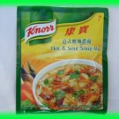 KNORR CHINESE HOT & SOUR SOUP MIX - USA SELLER