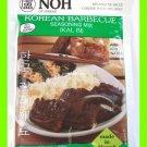 NOH OF HAWAII KOREAN BARBEQUE BBQ SEASONING MIX, NO MSG