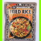 KIKKOMAN ASIAN FRIED RICE SEASONING MIX - QUICK & EASY